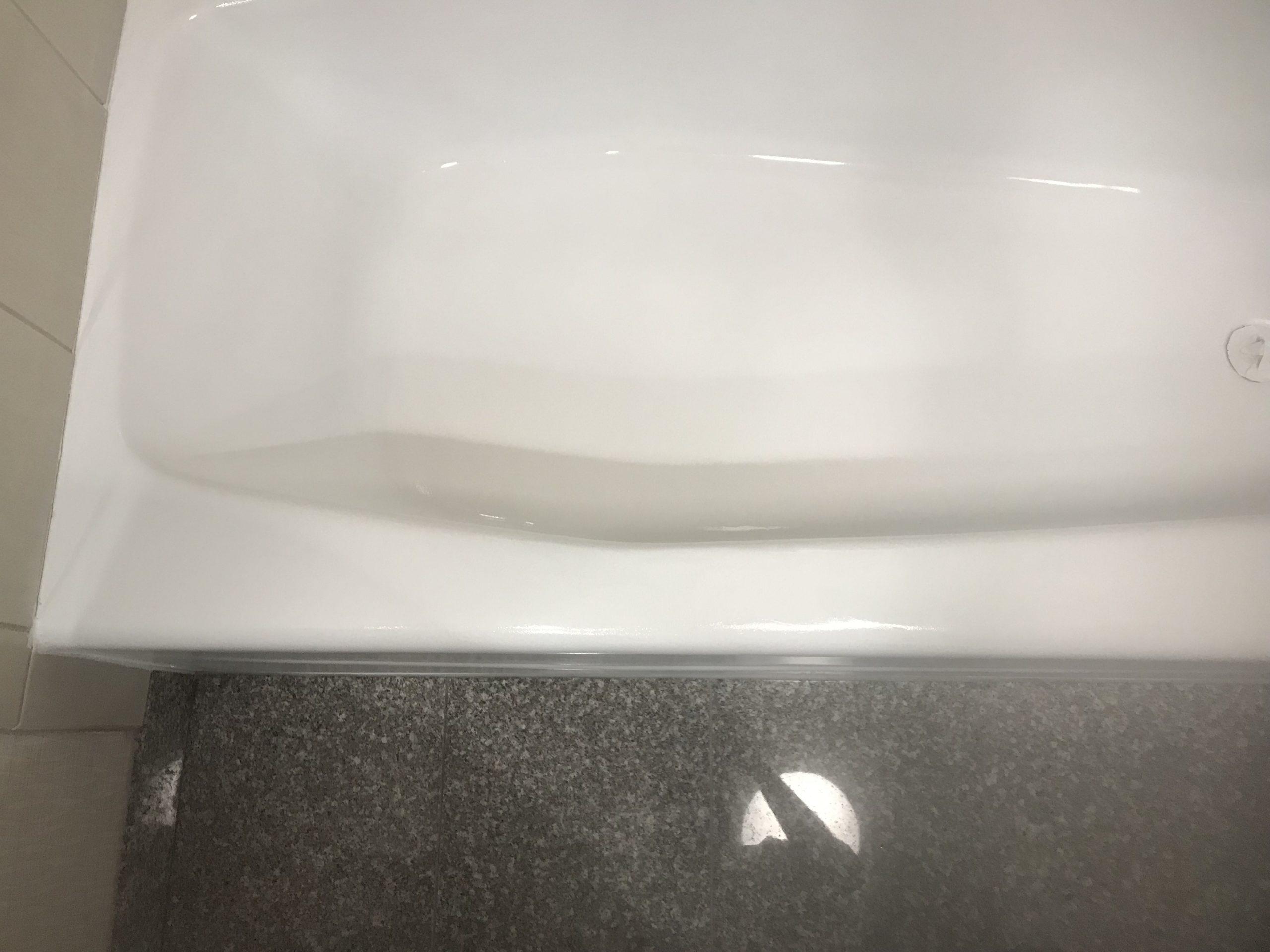 tub appears like new