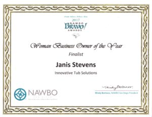 NAWBO Woman Business Owner of the Year 2017