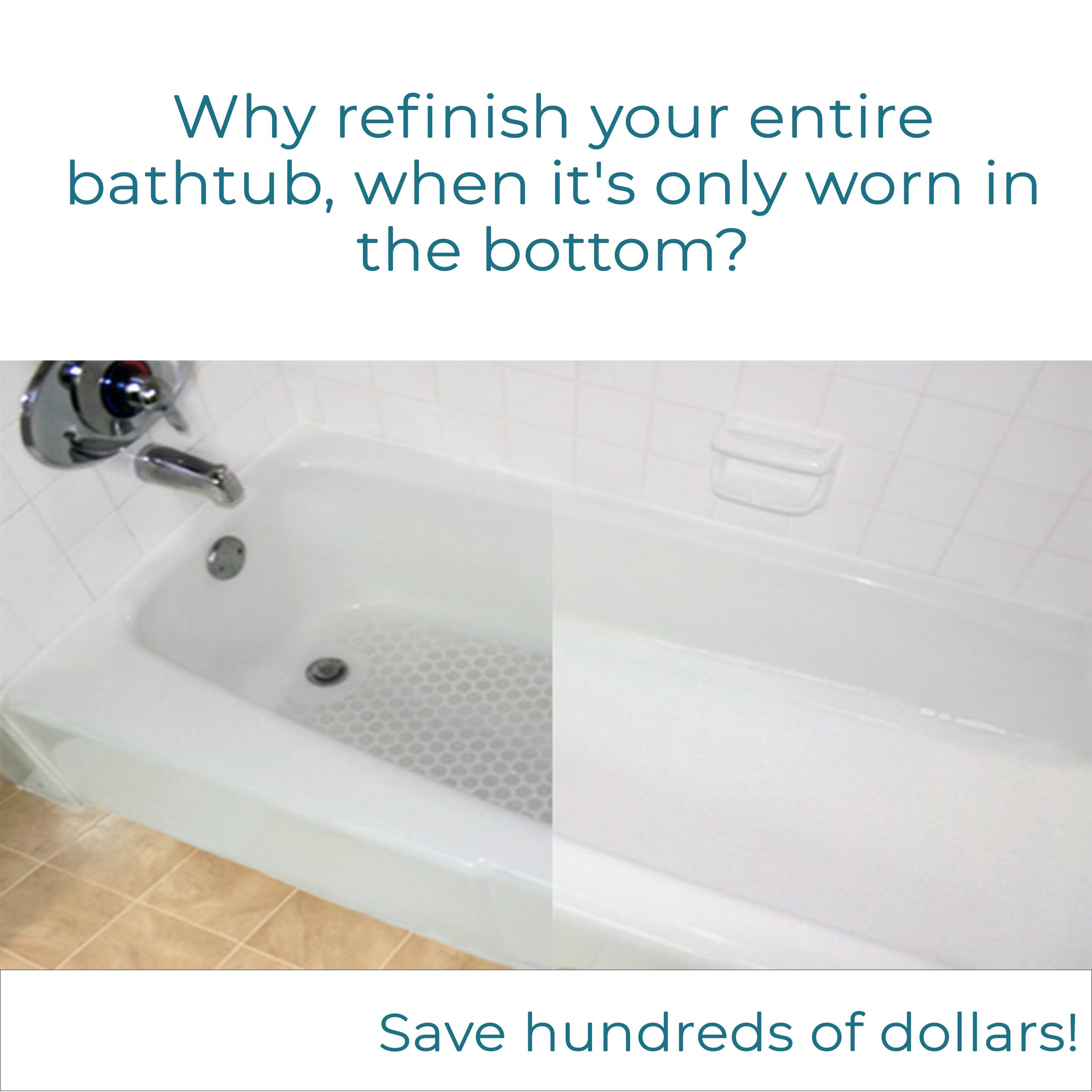 Attirant Innovative Tub Solutions