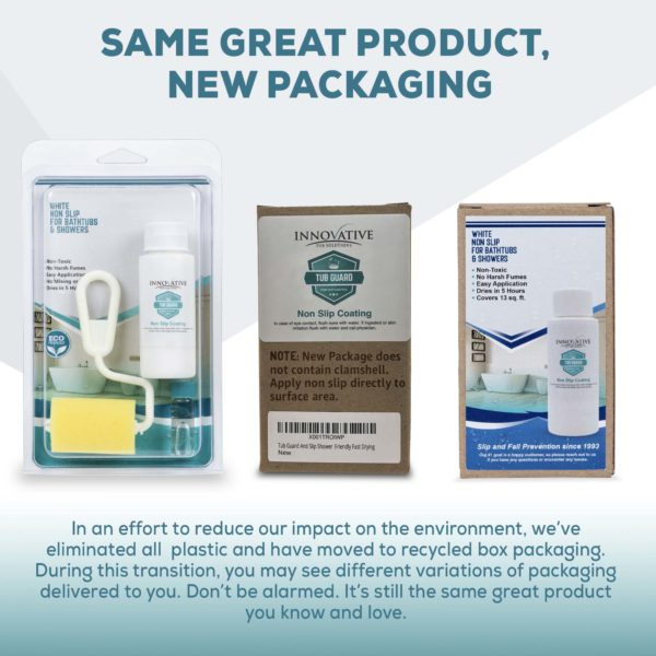 Same Great Packaging