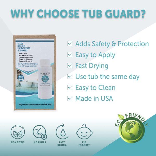 Why Choose Tub Guard